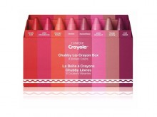 Crayola chubby set from Clinique