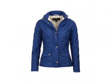 Flyweight cavalry quilted jacket from Barbour