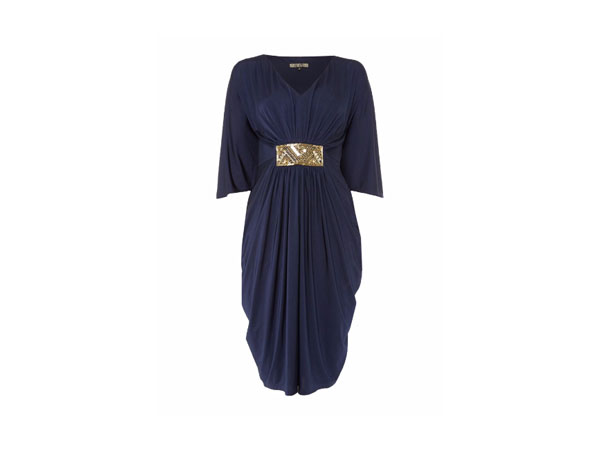 Embellished waist oversized day dress from Biba