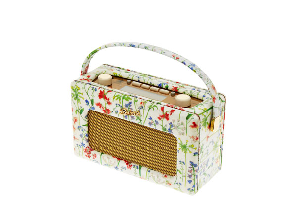 Liberty flowers revival radio from Roberts