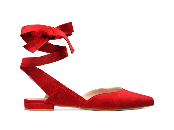 Supersonic flat sandals from Stuart Weitzman
