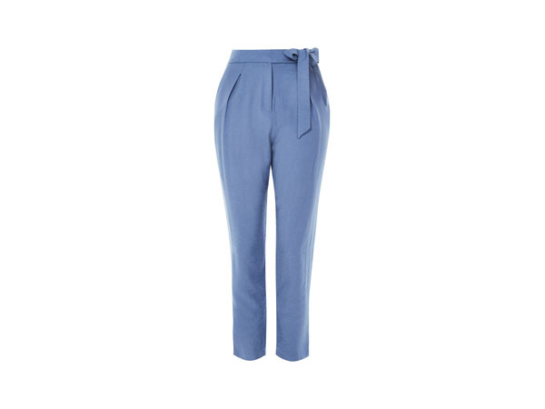 Tapered peg trousers from Topshop