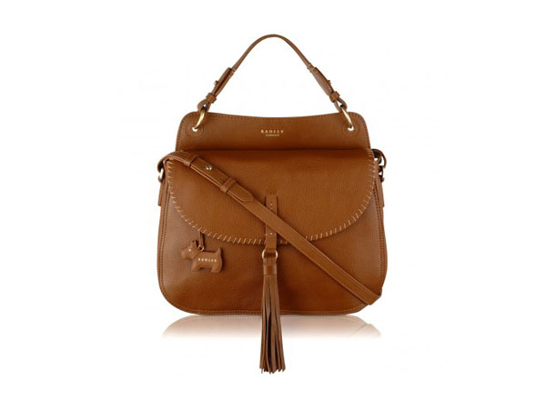 Baylis Road large flapover grab bag from Radley