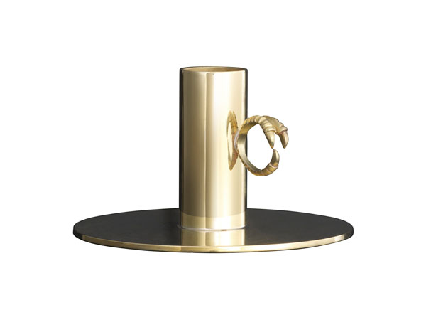 Claw ring candlestick from Skultuna