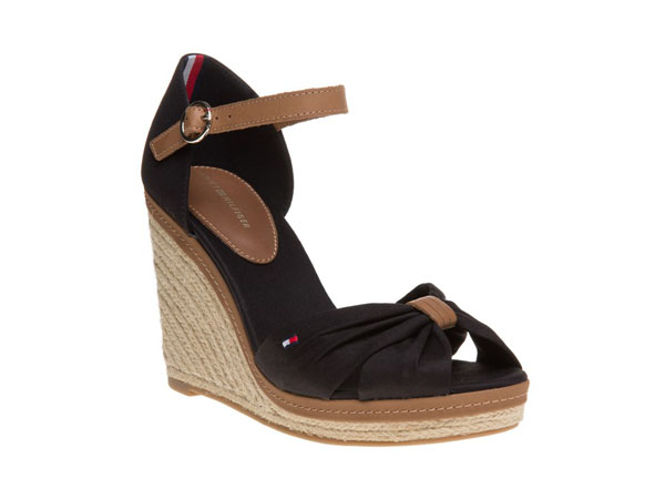 Elena sandals from Tommy Hilfiger