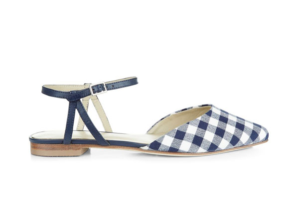 Rose Twist flat sandals from Hobbs