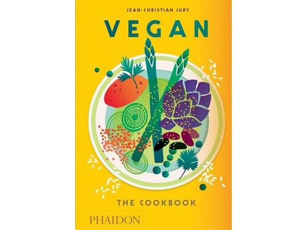 Vegan The Cookbook by Jean-Christian Jury