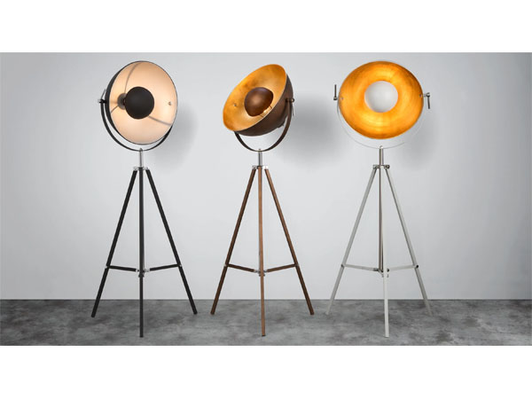 Chicago floor lamp from Made