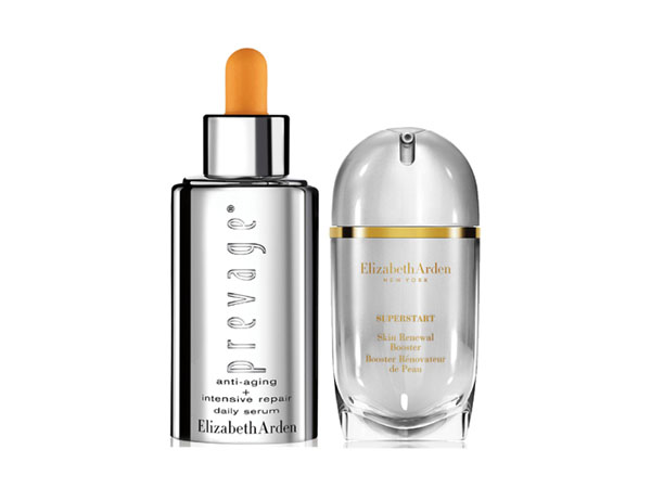 Superstart serum set from Elizabeth Arden