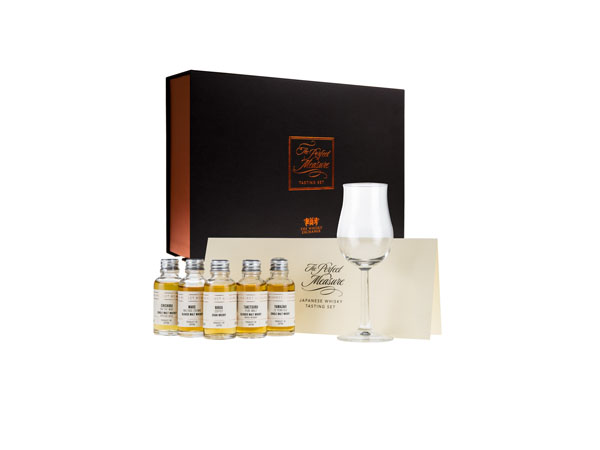 The Perfect Measure Japanese whisky giftset from Whisky Exchange