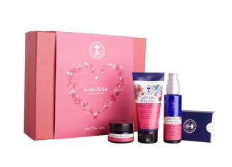 Wild rose organic collection from Neal's Yard Remedies
