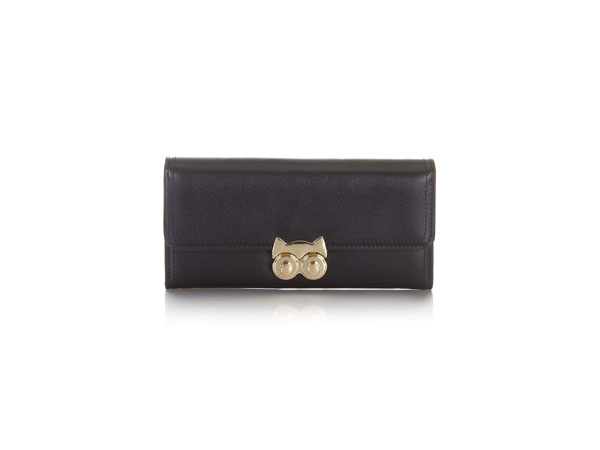 Cat clasp purse from Yumi
