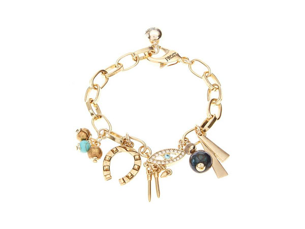 Discovery charm bracelet from Lulu Frost