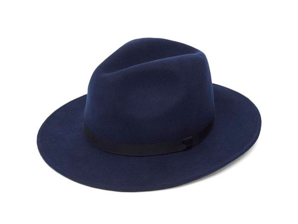 Fedora hat from Paul Smith