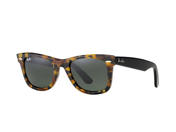 Original Wayfarer Fleck sunglasses from Ray Ban