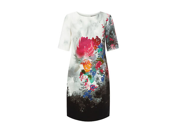 Petite Kamelia print dress from Fenn Wright Manson