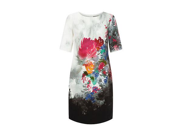 Petite Kamelia print dress from Fenn Wright Manson