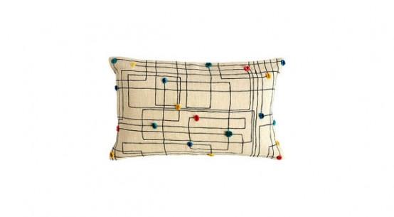 Ruben cushion from Made