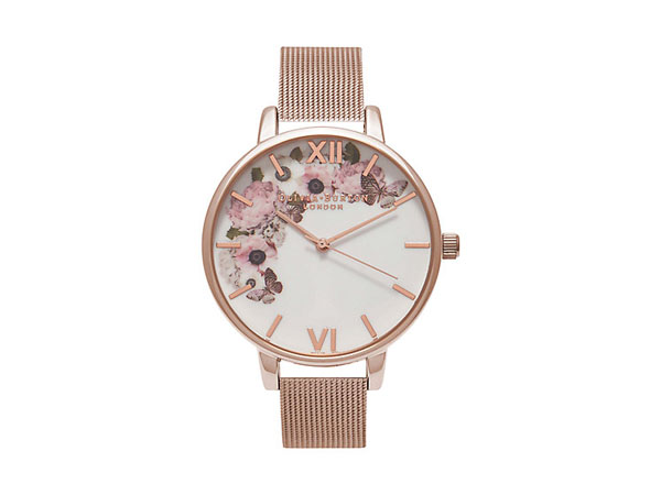 Women's Winter Garden watch from Olivia Burton